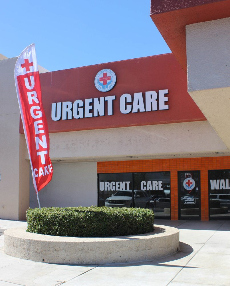 Bear Valley Urgent Care - Urgent Care Solv in Victorville, CA