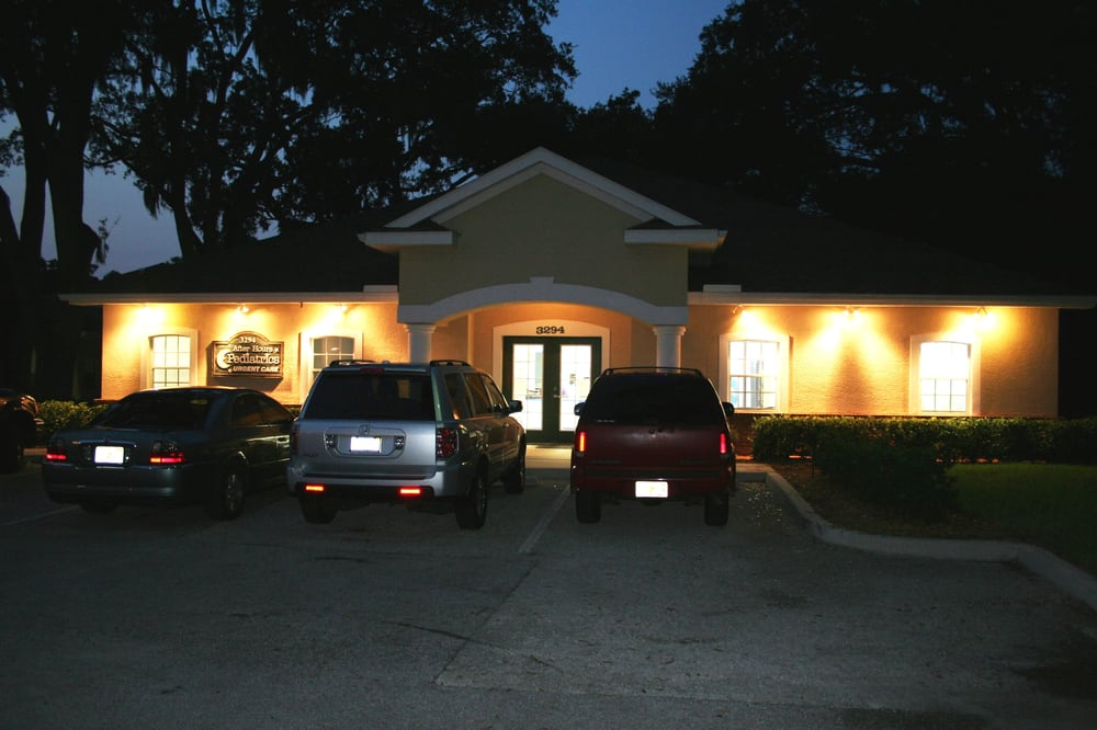 After Hours Pediatrics Urgent Care North Tampa Book Online