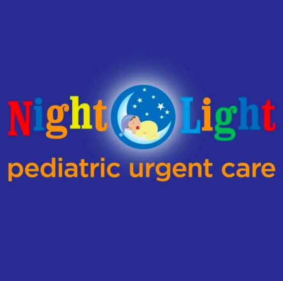 Nightlight Pediatric Urgent Care - Garden Oaks Logo