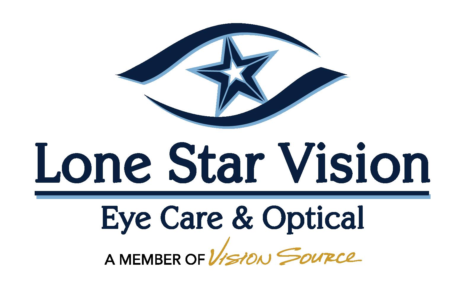 Lone Star Vision - Plano Logo