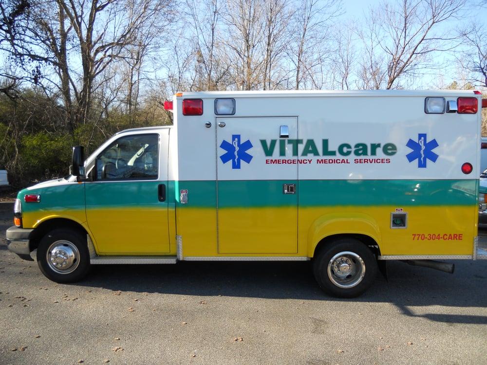 VITALCare Ambulance Service (Newnan, GA) - #0