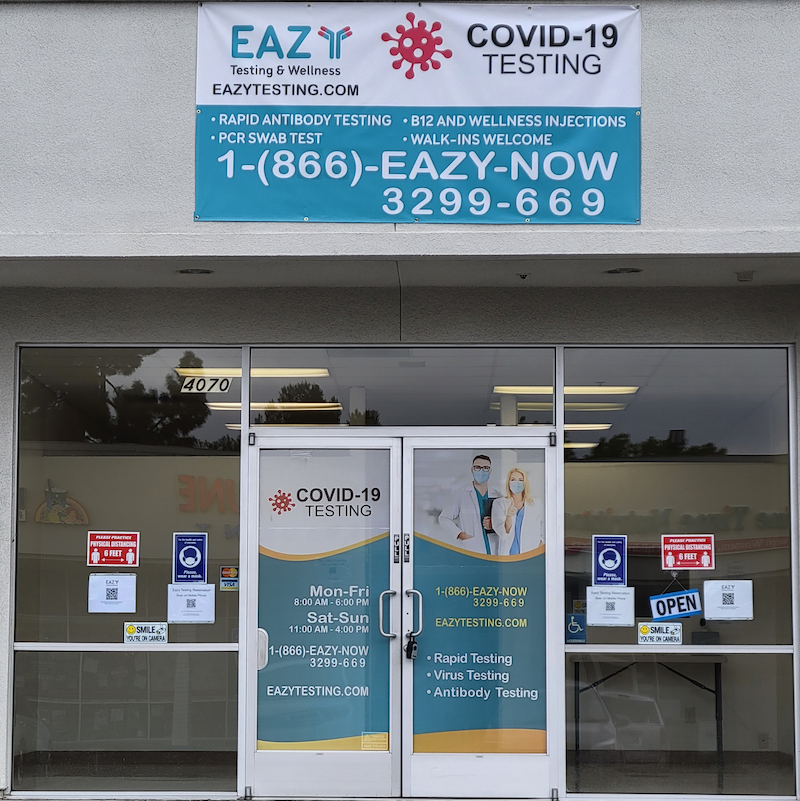 Eazy Testing  (San Jose, CA) - #0