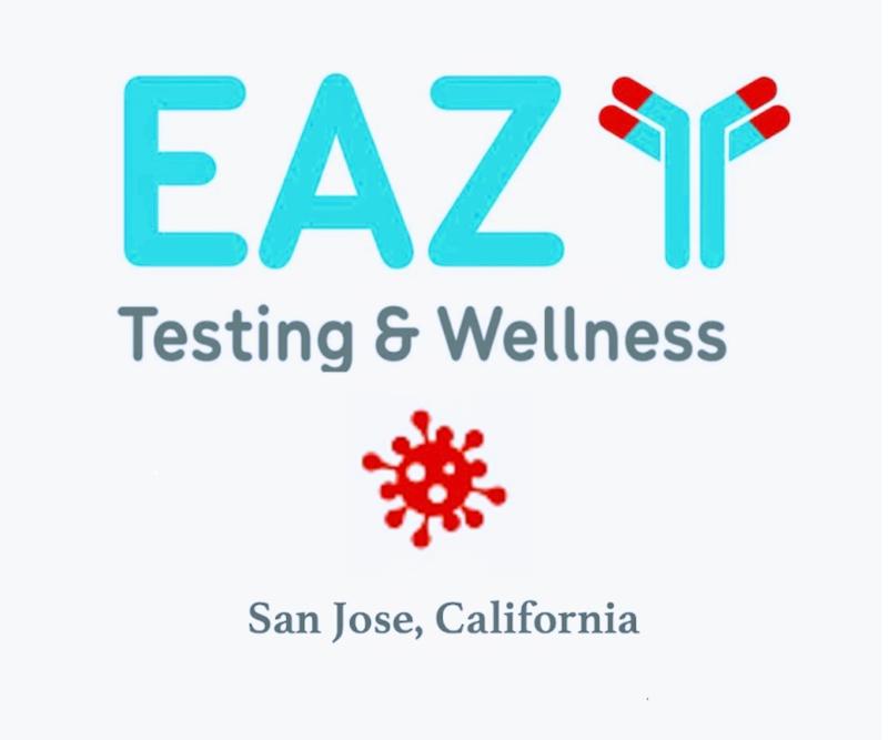 Eazy Testing  - San Jose Location Logo