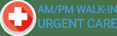AM/PM Walk-In Urgent Care - Bergenfield Rapid Testing Logo