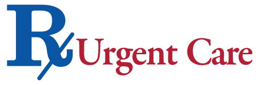 RX Urgent Care - Raleigh Logo