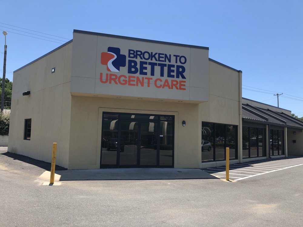 Broken to Better Urgent Care - Urgent Care Solv in Rock Hill, SC
