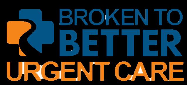 Broken to Better Urgent Care Logo
