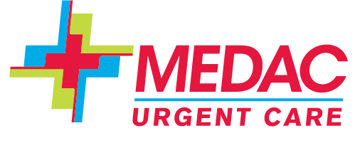 Medac Urgent Care - Military Cutoff Logo