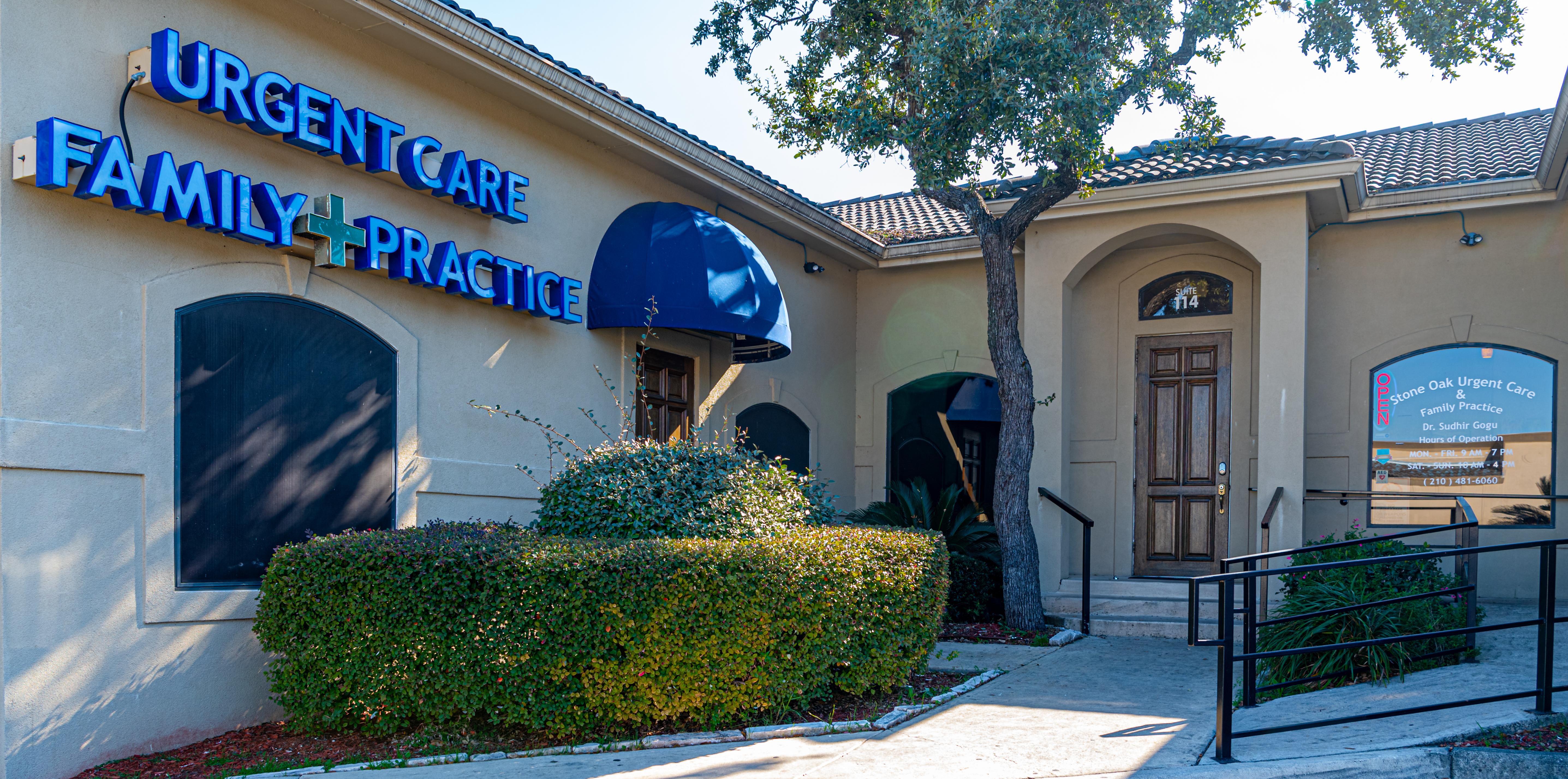 Stone Oak Urgent Care & Family Practice (San Antonio, TX) - #0