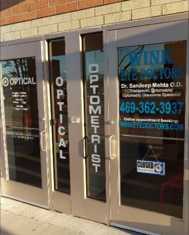 Wink Eye Doctors (Frisco, TX) - #0