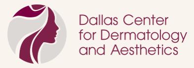 Dallas Center For Dermatology And Aesthetics Logo