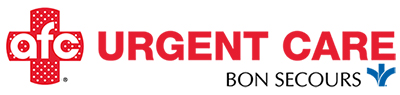 AFC Urgent Care - Bon Secours - Greer Logo