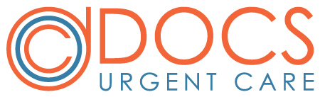 DOCS Urgent Care - Orange Logo