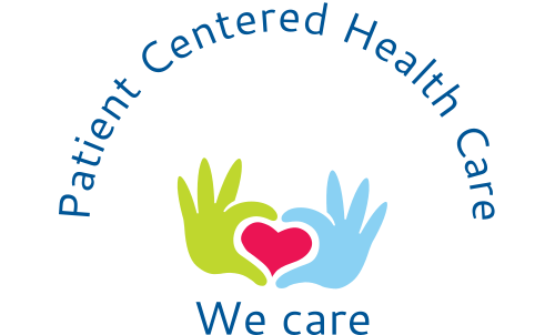 Patient Centered Health Care Logo