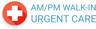AM/PM Walk-in Urgent Care - North Bergen Logo