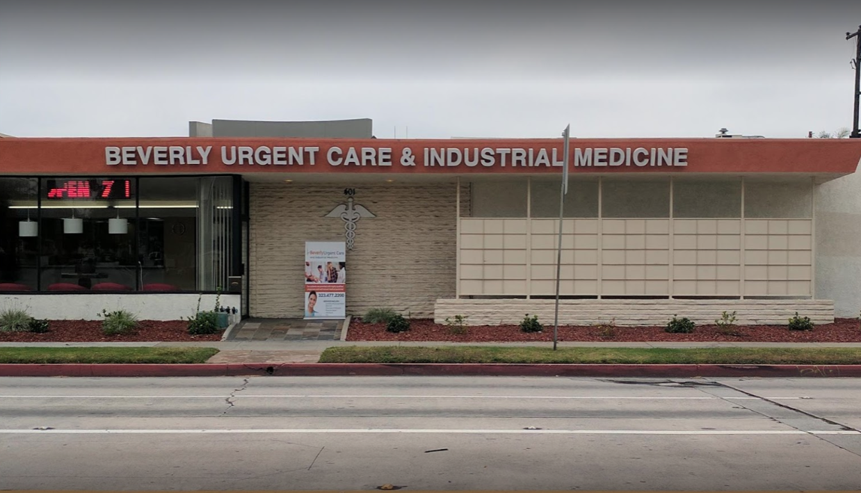 Montebello Urgent Care - AME Medical Group - 401 Beverly - Urgent Care Solv in Montebello, CA