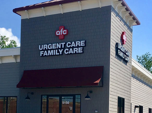 AFC Urgent Care - Fountain City - Urgent Care Solv in Knoxville, TN