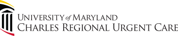 University of Maryland Charles Regional Urgent Care Logo