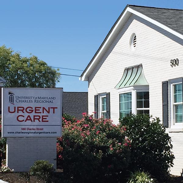 University of Maryland Charles Regional Urgent Care (La Plata, MD) - #0