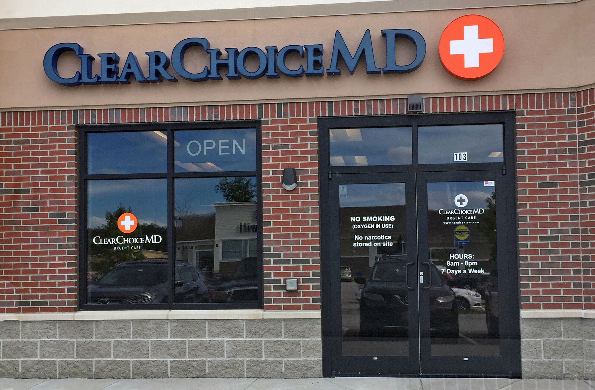 ClearChoiceMD Urgent Care - Portsmouth, NH - Urgent Care Solv in Portsmouth, NH