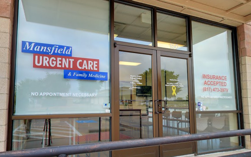 Photo for Mansfield Urgent Care & Family Medicine , (Mansfield, TX)