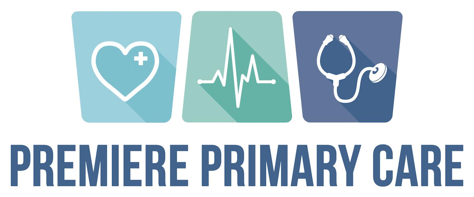 Premiere Primary Care - Video Visit Logo