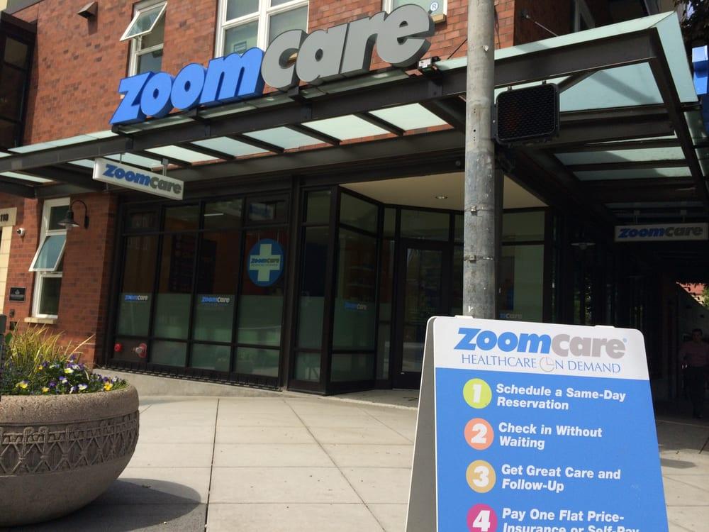 ZoomCare - Urgent Care Solv in Seattle, WA