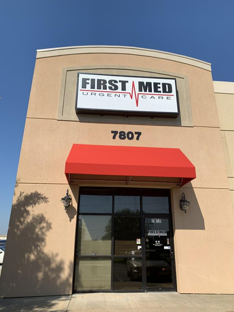 First Med Urgent Care - South Oklahoma City (I-240 and S Walker) - Urgent Care Solv in Oklahoma City, OK