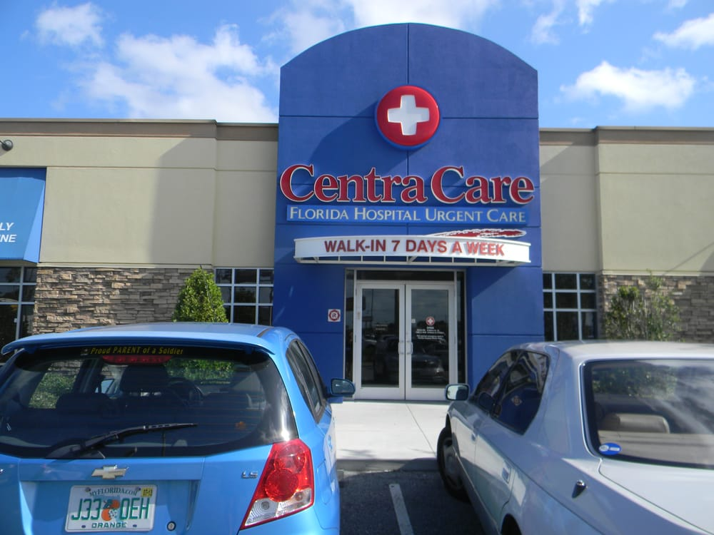 Centra Care Book Online Urgent Care In Winter Park Fl