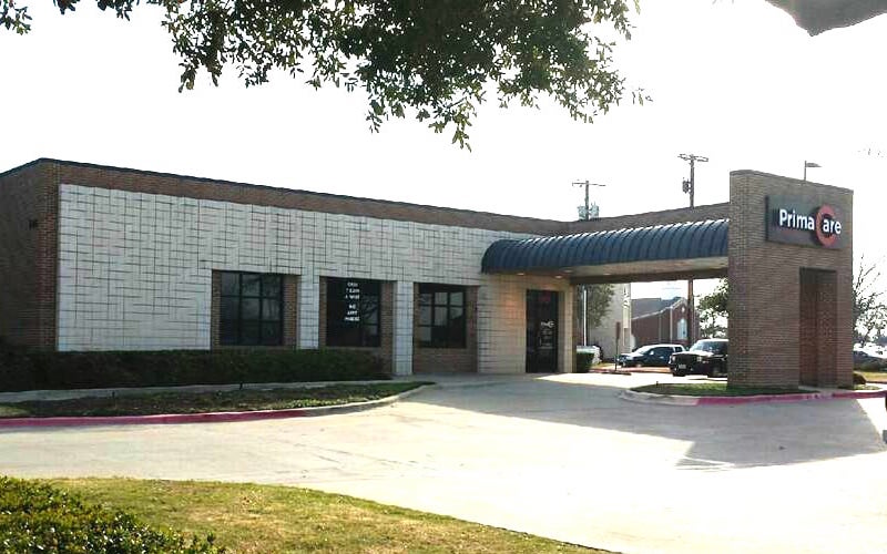 Photo of PrimaCare Medical Center in Lewisville, TX