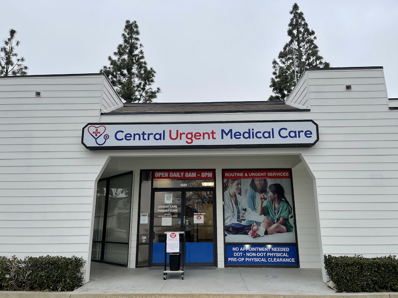 Central Urgent Medical Care - Urgent Care Solv in Rancho Cucamonga, CA