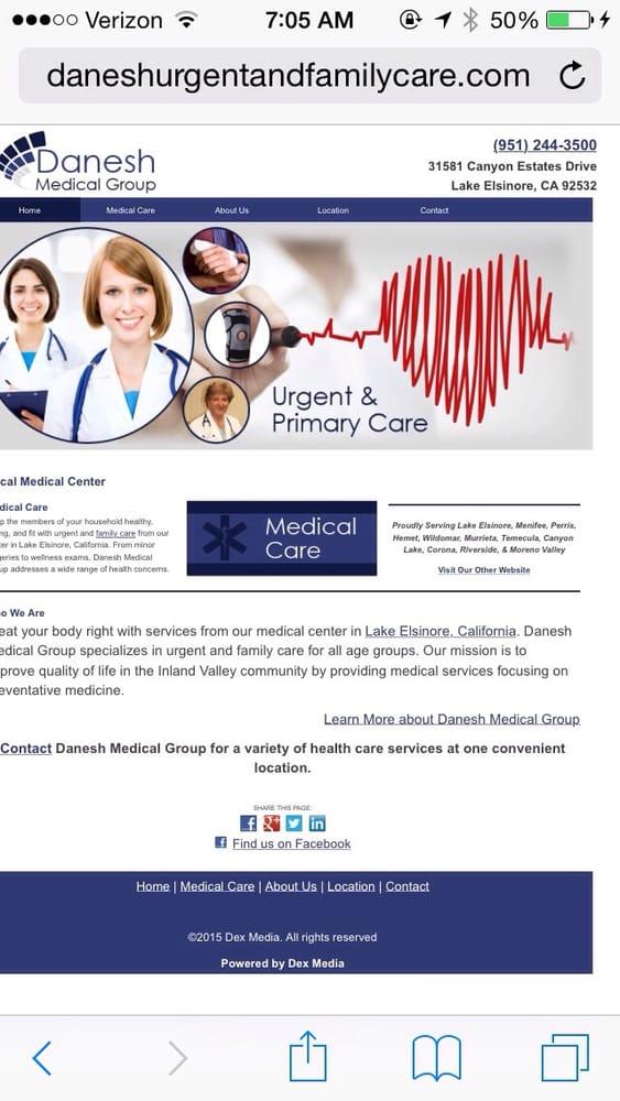 Lake Medical - Urgent Care Solv in Lake Elsinore, CA