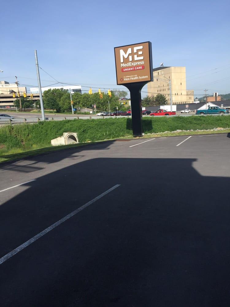 MedExpress Urgent Care - Urgent Care Solv in Morgantown, WV