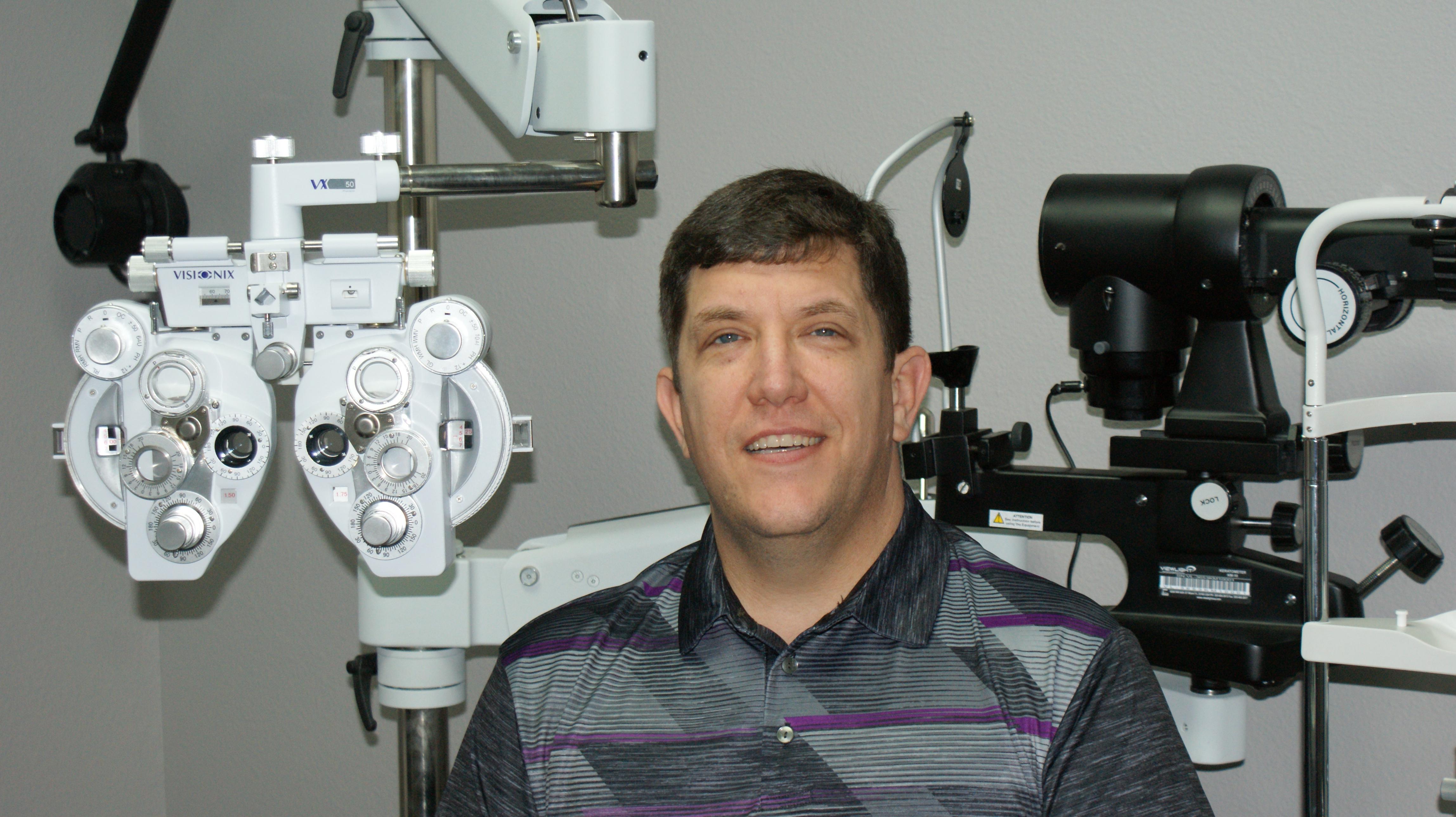 Photo of Elsten Eye Care in Rowlett, TX