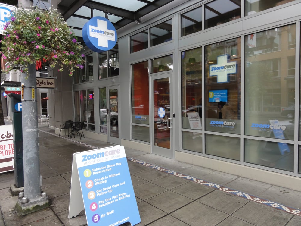 ZoomCare - Urgent Care Solv in Seattle, WA