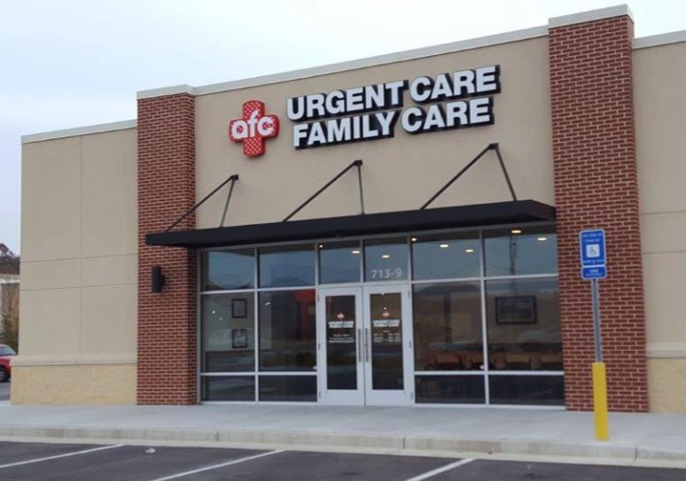 AFC Urgent Care - Sevierville - Urgent Care Solv in Sevierville, TN