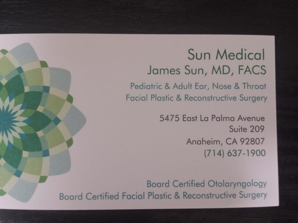 Photo for Sunrise Healthcare Centers , (Anaheim, CA)