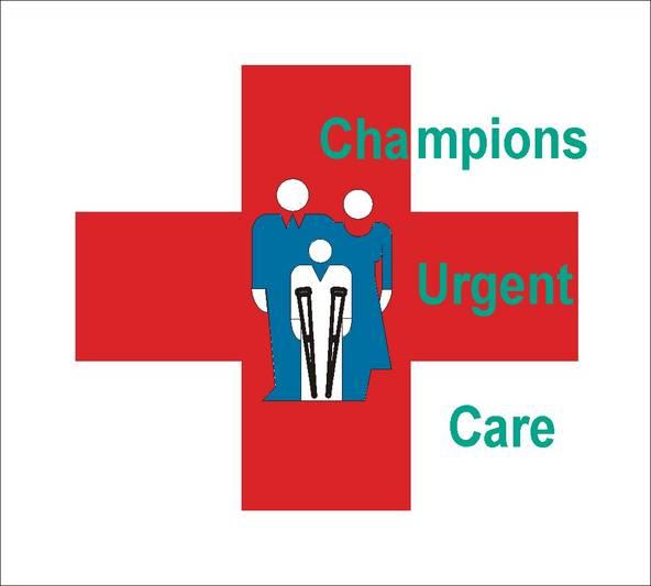 Champions Urgent Care Logo