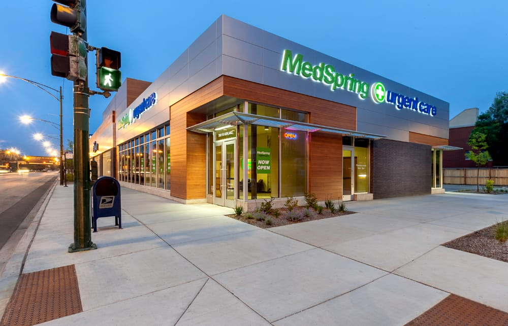 Midwest Express Clinic - Roscoe Village - Urgent Care Solv in Chicago, IL