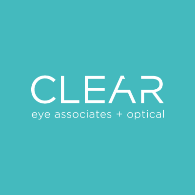Clear Eye Associates + Optical Logo