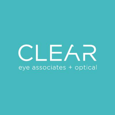 Clear Eye Associates + Optical Logo