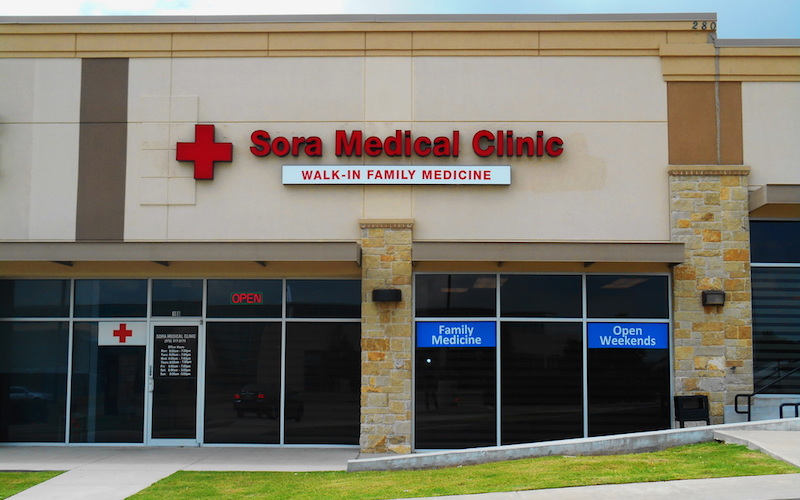 Photo of Sora Medical Clinic in Plano, TX