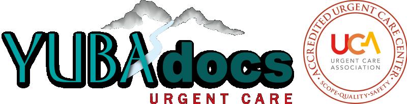 Yubadocs Urgent Care Logo