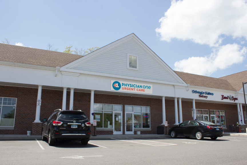 PhysicianOne Urgent Care (Newtown, CT) - #0