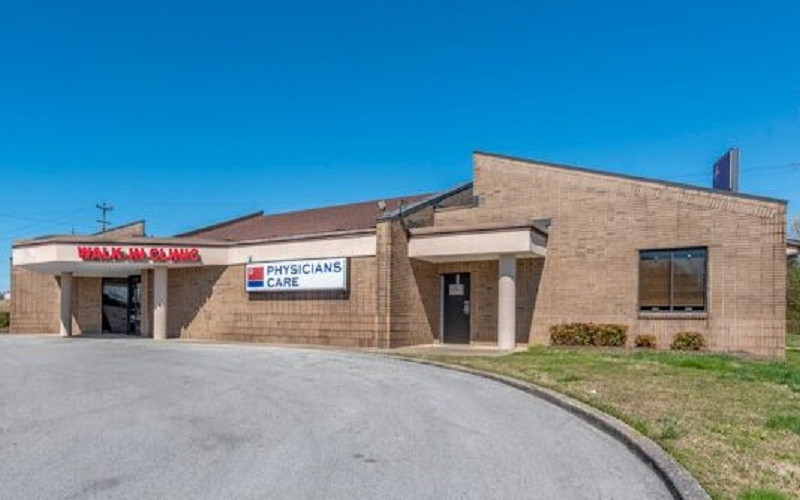 Physicians Care - East Ridge - Urgent Care Solv in Chattanooga, TN
