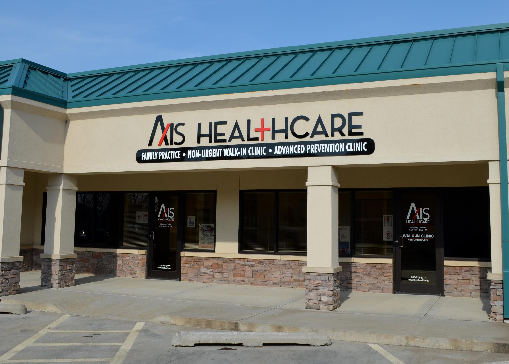 Axis HealthCare - Urgent Care Solv in Pryor, OK
