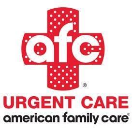 AFC Urgent Care Powdersville Logo