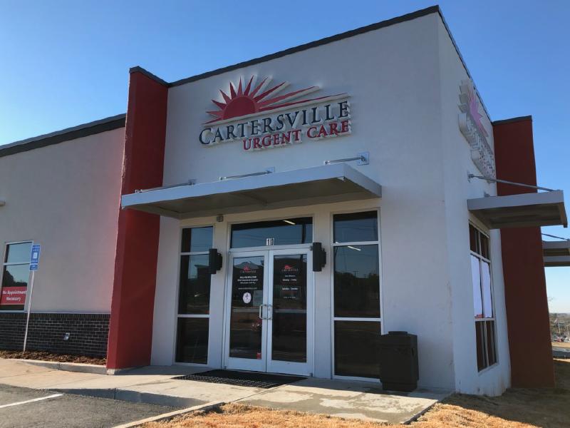 Cartersville Urgent Care - Main Street - Urgent Care Solv in Cartersville, GA