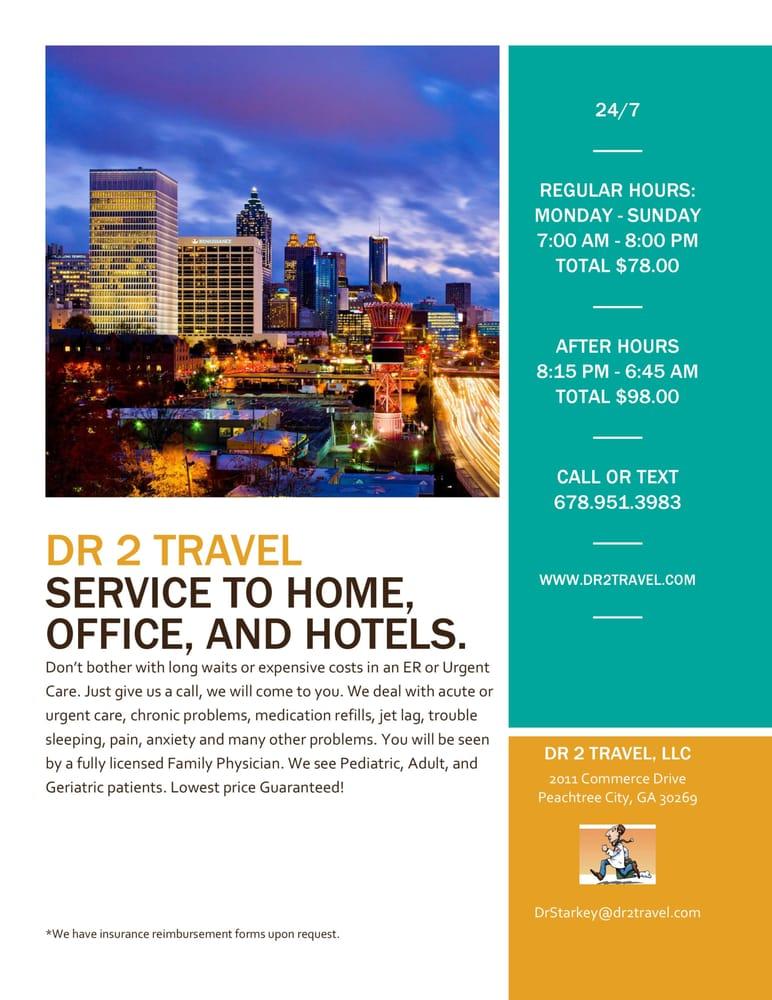 Dr 2 Travel (Peachtree City, GA) - #0