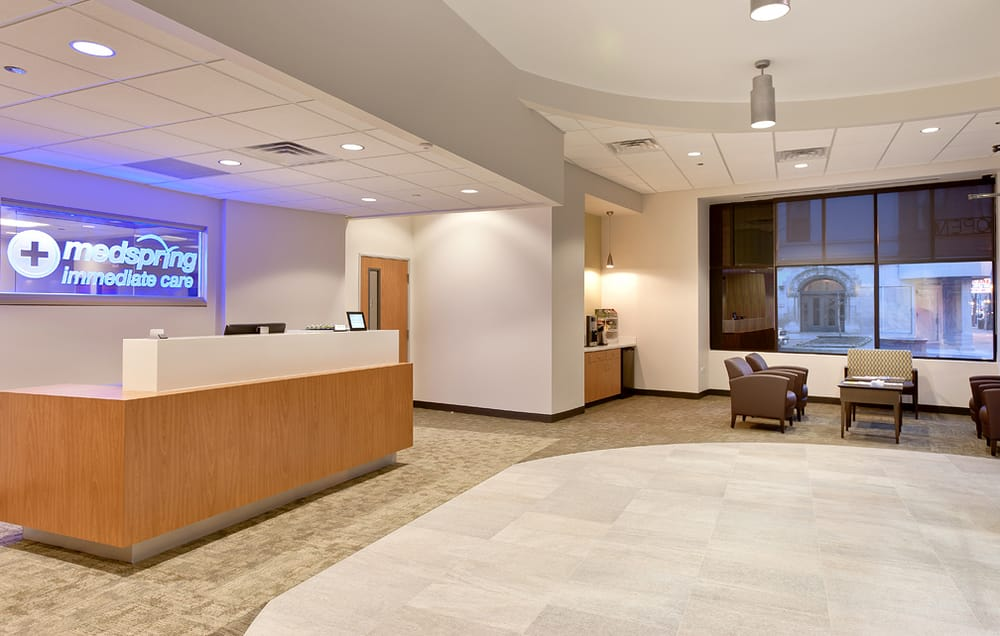MedSpring Urgent Care - Urgent Care Solv in Chicago, IL